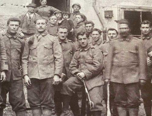 Sui luoghi della Grande Guerra